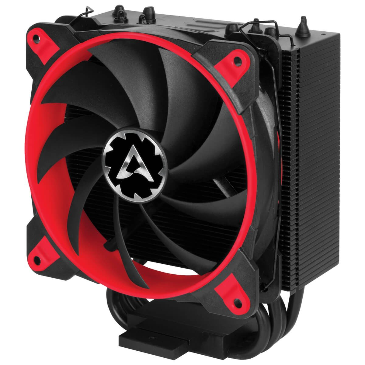 ARCTIC Freezer 33 TR - Tower CPU Cooler AMD Ryzen, Threadripper, sTR4 I  Silent 3-Phase-Motor Wide Range Regulation 200 to 1800 RPM - Red