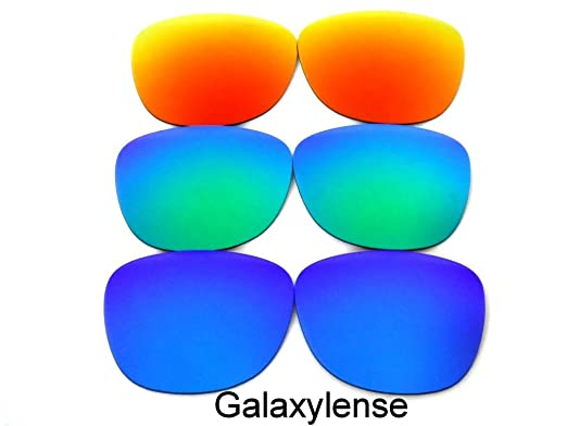 e388411ce6 Galaxy Replacement Lenses For Ray-Ban RB2140 Original Wayfarer  Blue Green Red 54 mm Polarized