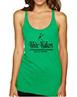 Allntrends Women's Tank Top White Walkers Human Resources Company