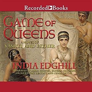 Game of Queens Audiobook