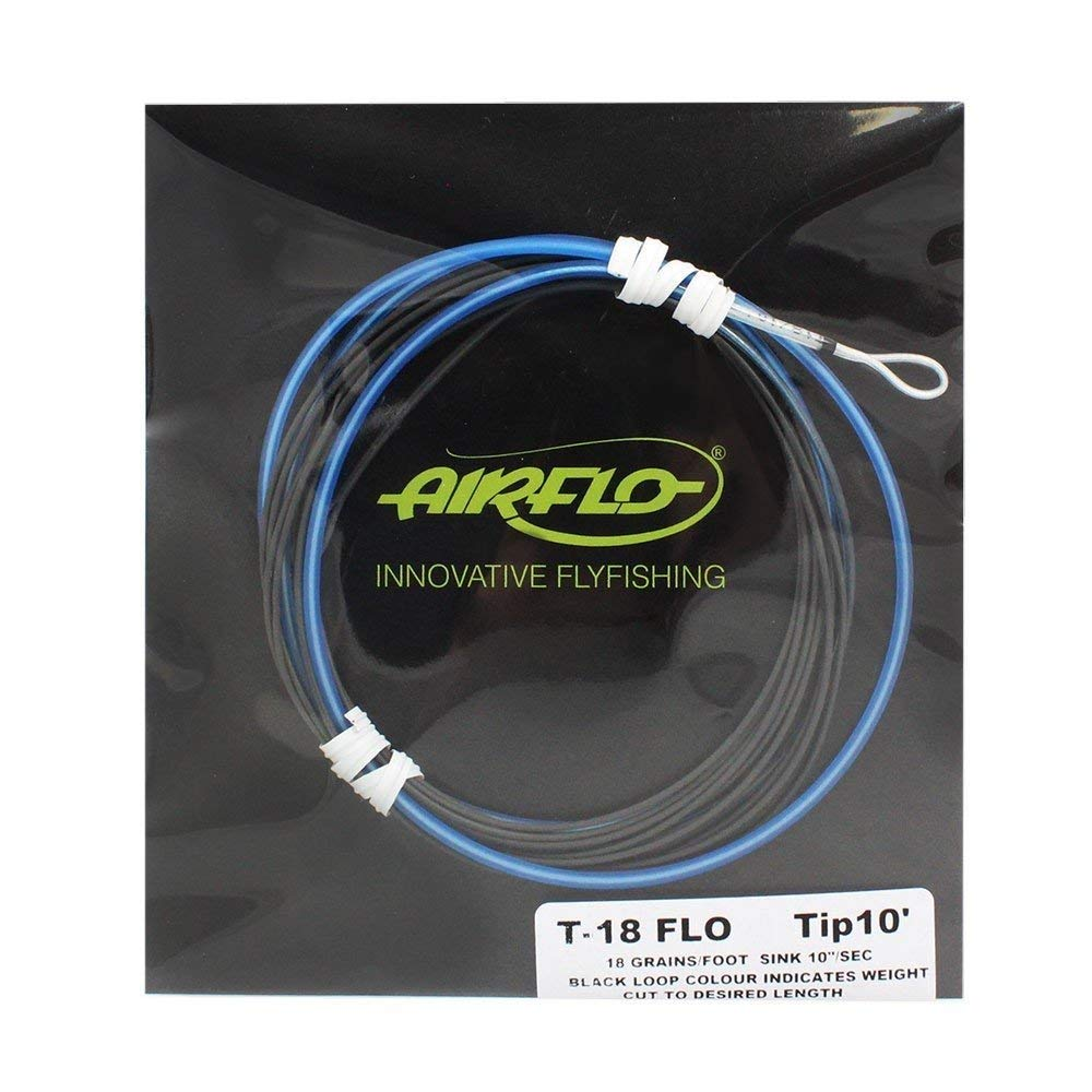 Airflo Fly Lines FLO Tip T18 10'