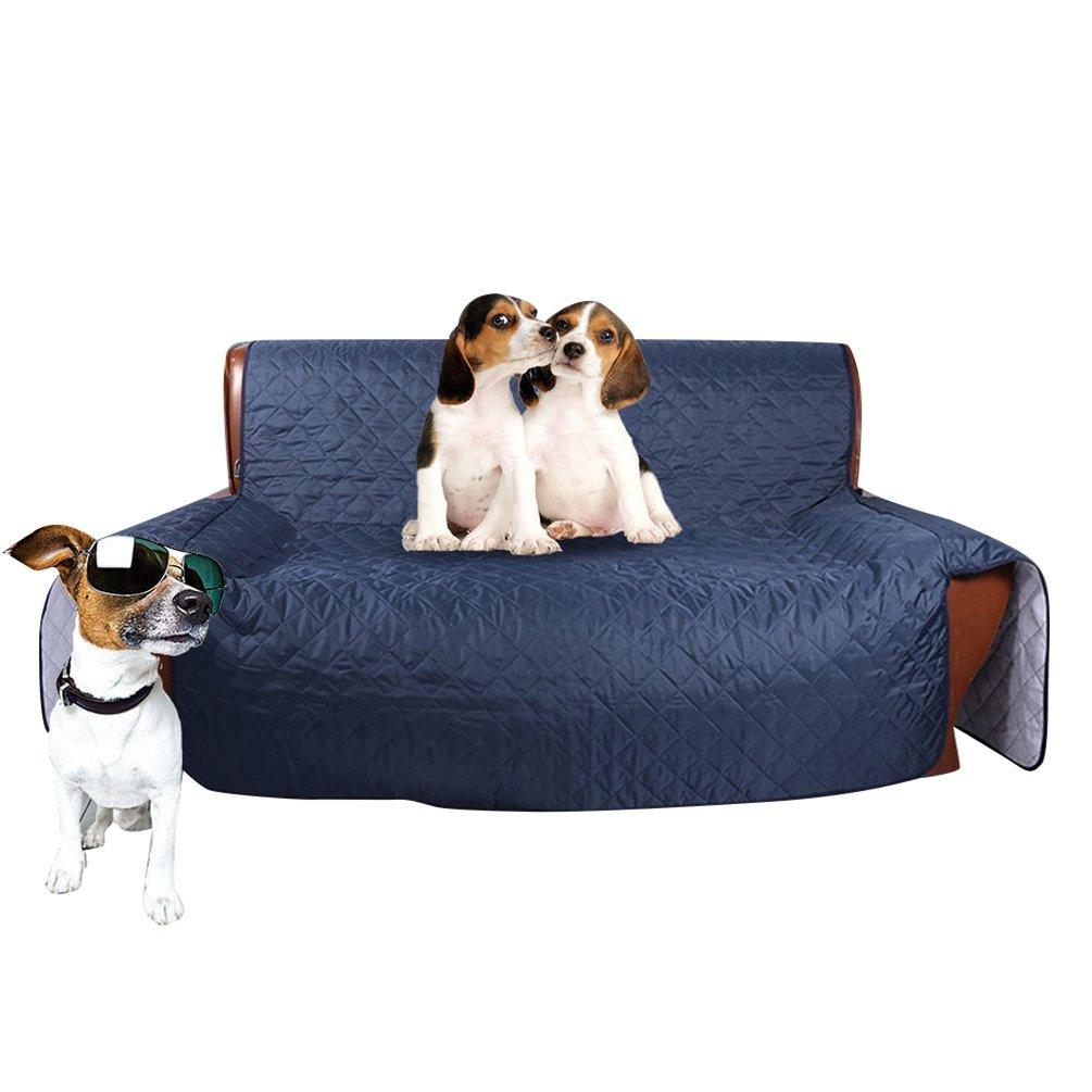 Dexinx Wasserdichte Sofa Protector Schutzh/ülle Hund Katze Pet Wasserdichte M/öbel Schutzh/ülle