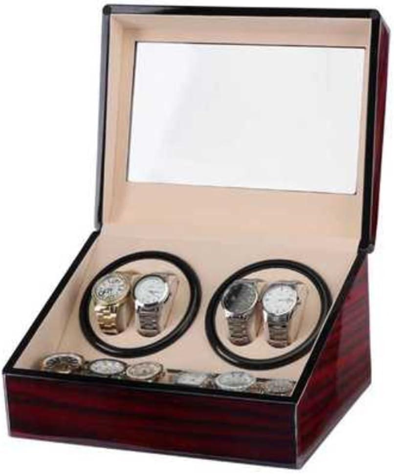 K-Y Caja Relojes Automaticos Watch Winder Shaker Reloj mecánico ...