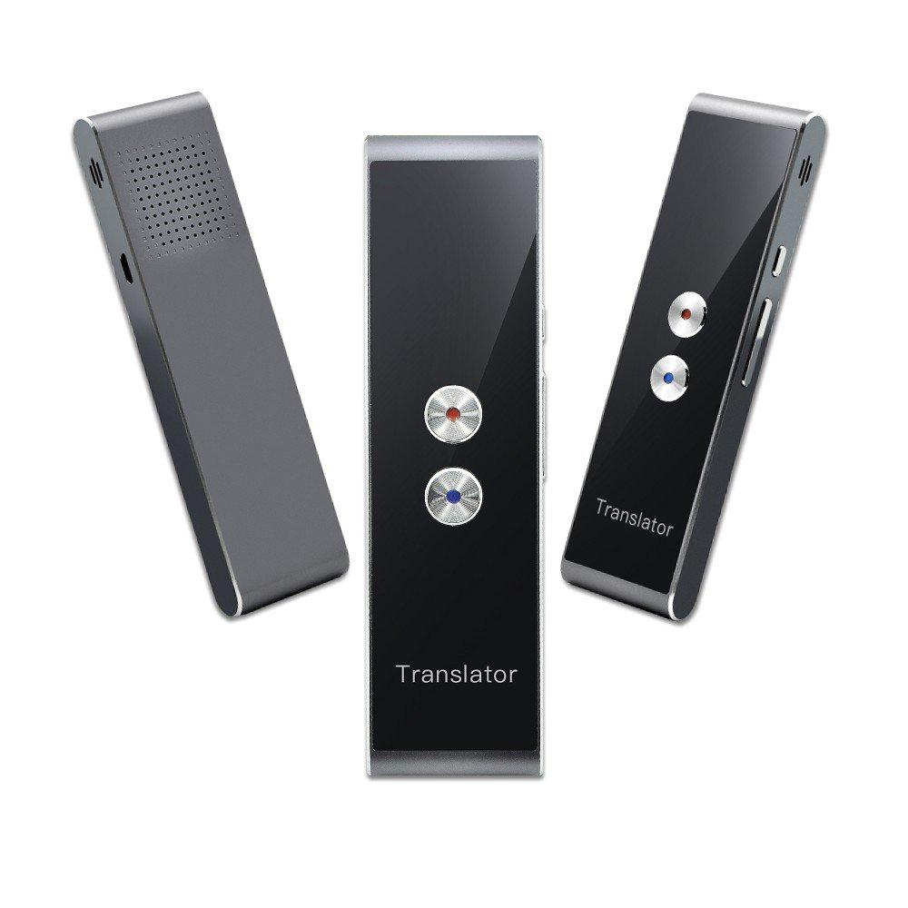 適切な価格 yikooスマートワイヤレスポータブルトランスレータReal B07DKB6R2H Timeインスタント音声翻訳サポート34言語 B07DKB6R2H, SOL:def43930 --- a0267596.xsph.ru