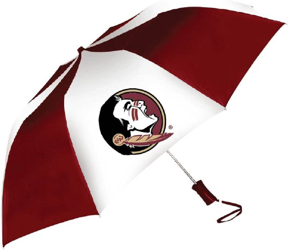 Florida State Seminoles Sporty Two-Tone Umbrella : Sports & Outdoors