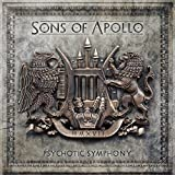 61tzU2GB7VL. SL160  - Sons of Apollo - Psychotic Symphony (Album Review)