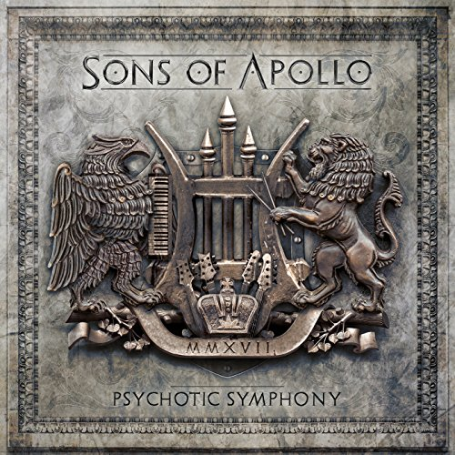 Sons Of Apollo-Psychotic Symphony-Deluxe Edition-2CD-FLAC-2017-FORSAKEN Download