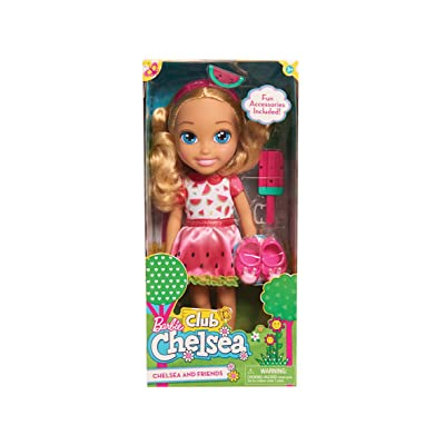 Barbie Chelsea Doll: Toys & Games