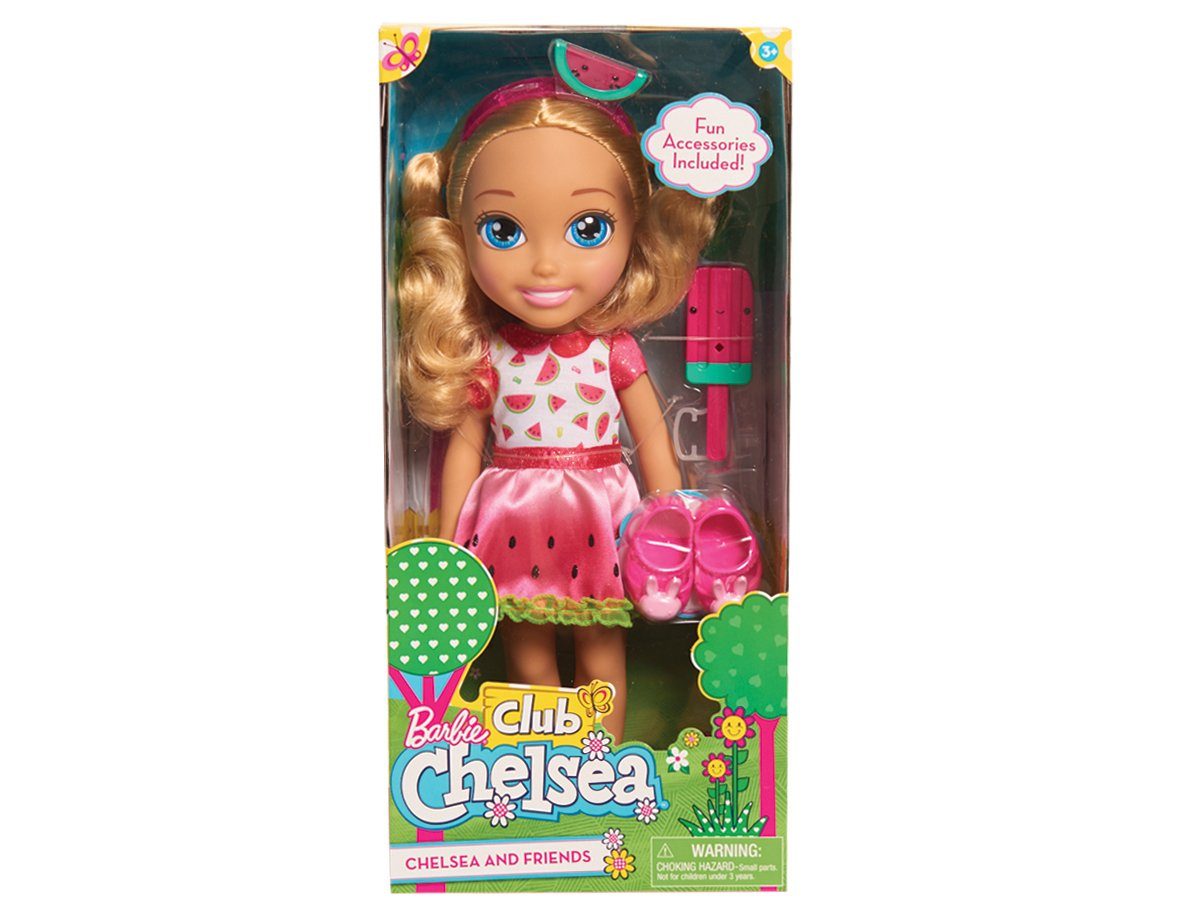 Amazoncom Barbie Chelsea Doll Toys Games