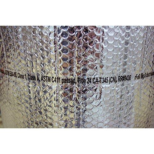 R-8 HVAC Duct Wrap Insulation