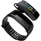 Amazon.com: ZHAOHE 4 in 1 Smart Watch with Bluetooth Health ...
