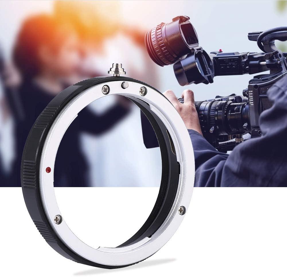 Topiky Anneau Adaptateur de Monture de lentille invers/ée pour Bague de Protection de Filtre dobjectif pour Canon pour Appareil Photo Nikon pour Canon