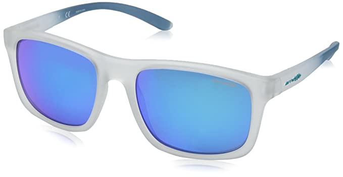 6bb6831a61 Image Unavailable. Image not available for. Color  Arnette Men s  Complementary Non-Polarized Iridium Square Sunglasses ...