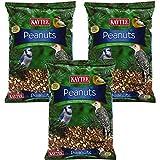 Kaytee Peanuts for Wild Birds, 10-Pound, 3-Pack