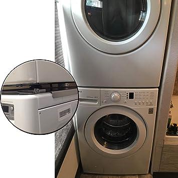 Amazon.com: Vincool - Kit de apilamiento para lavandería LG ...