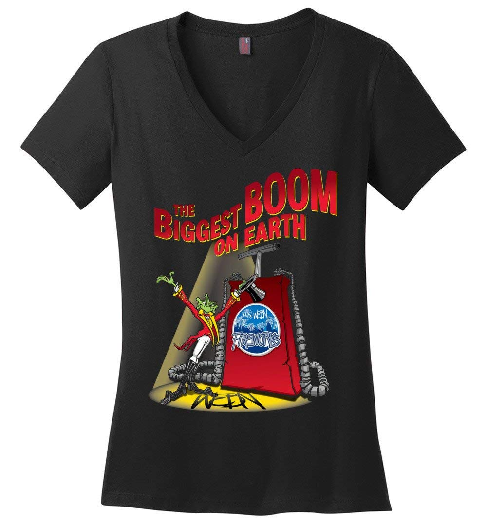 Webn Firework 2019 The Biggest Boom On Earth Shirts