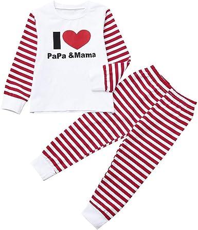 SUNBIBE 3Pcs Baby Boys Girls Print Long Sleeve Cartoon Zebra Print Romper+Striped Pant+Hat Long Sleeve Outfits