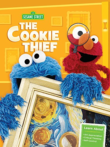 Sesame Street: The Cookie Thief (Sesame Street Cookie Monster Bath Submarine Toy)