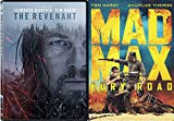 Tom Hardy Double Feature: Mad Max Fury Road &The Revenant w/ Leonardo DiCaprio
