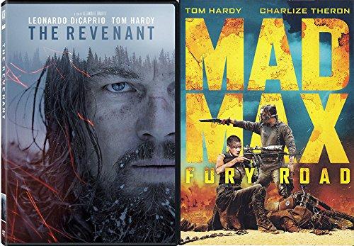 Tom Hardy Double Feature: Mad Max Fury Road &The Revenant w/ Leonardo DiCaprio