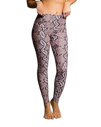 d47f6dc7c9 Amazon.com: Onzie Yoga High Rise Legging 228 Mambo (Mamba, Medium/Large):  Clothing