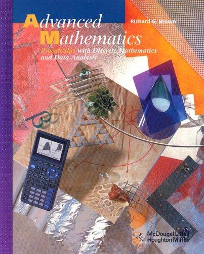 Mcdougal Littell Advanced Math  Student Edition 2003