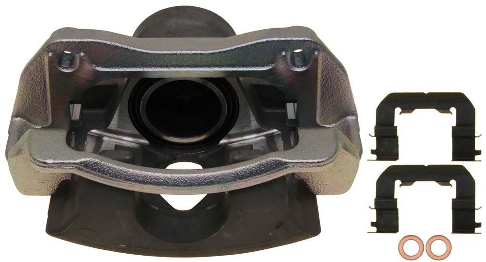 Raybestos FRC12496 Professional Grade Remanufactured Semi-Loaded Disc Brake Caliper