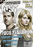 Matthew Fox & Emilie de Ravin - Lost, The Official Magazine 2008 Yearbook [Issue #18, September/October 2008, 100 Pages]