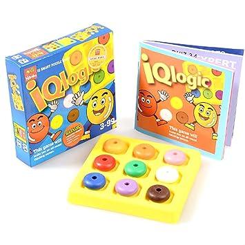 Georgie Porgy Juegos De Mesa Puzzler Ingenio Juegos De Logica Para