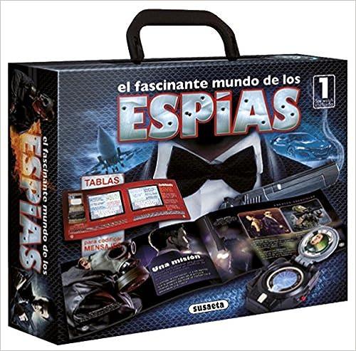 El Fascinante Mundo De Los Espías por Susaeta Ediciones S A