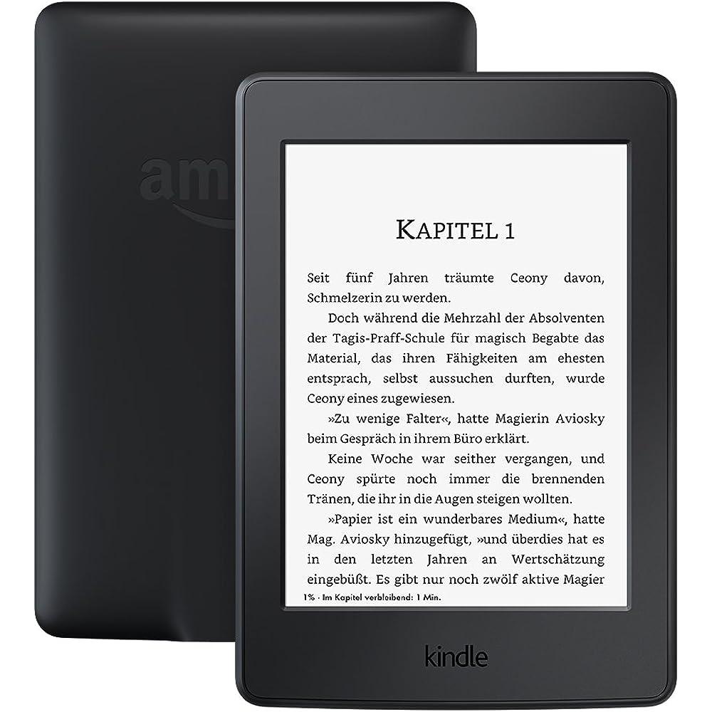 Einer der beliebtesten eBook Reader ist der Kindle von Amazon.