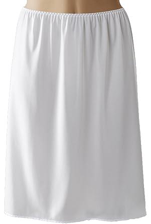Triumph Classics Mujer Enagua Jolly 65 Falda, Color Blanco (White ...