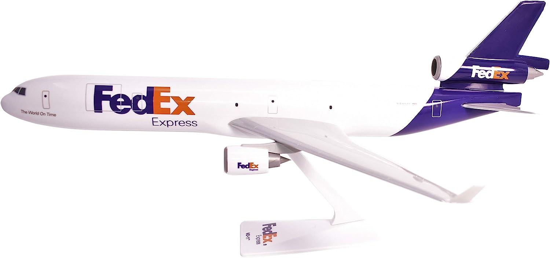 Amazon Com Flight Miniatures Fedex Federal Express Md 11