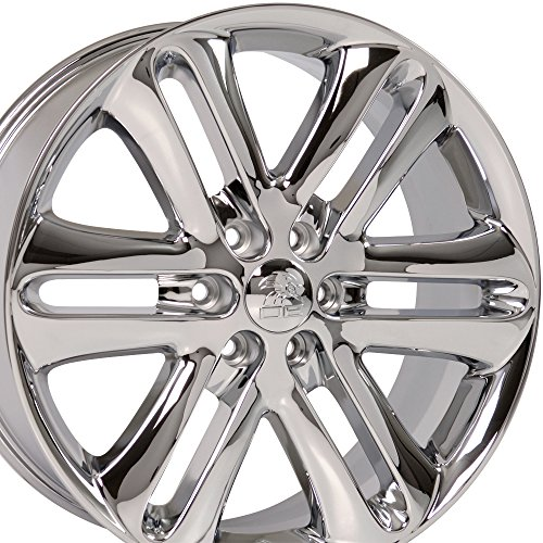 OE Wheels 22 Inch Fits Ford Expedition F150 Lincoln Mark LT Navigator F150 Style FR76 Chrome 22x9 Rim Hollander 3918