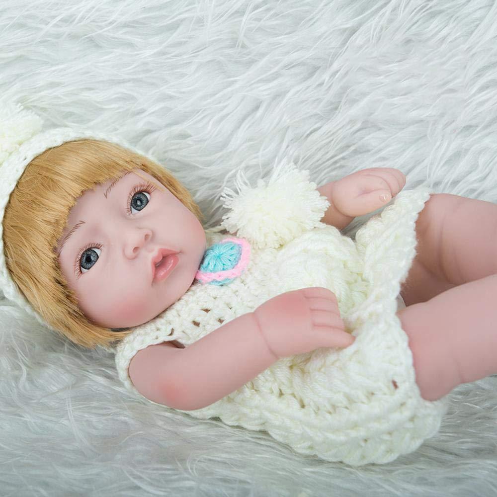 compra limitada Hongge Reborn Baby Doll,Realista Renacimiento Doll Simulación Simulación Simulación Baby Doll Toy Mejor 28cm  Ahorre 35% - 70% de descuento