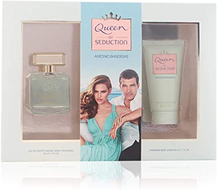 Antonio Banderas Col A B Queen Wm 50 Ml Est+Bd 50 Ml 100 ml ...