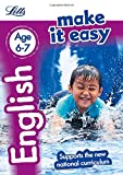 img - for Letts Make It Easy Complete Editions   English Age 6-7: New Edition book / textbook / text book