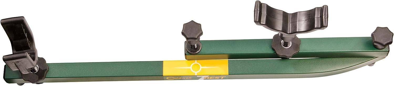 port/ée Caldwell Boucliers ambidextres pour tir avec Construction Durable Ajustement Solide et Rembourrage /épais pour lext/érieur tir et Chasse.