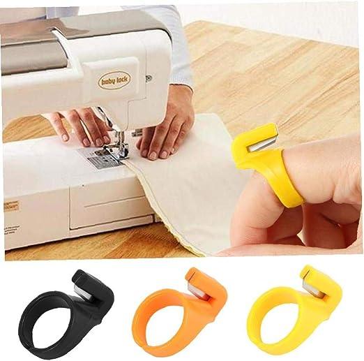 Oulensy 3PCS / Set Finger Needle Craft Home Plastic Thimble Coser ...