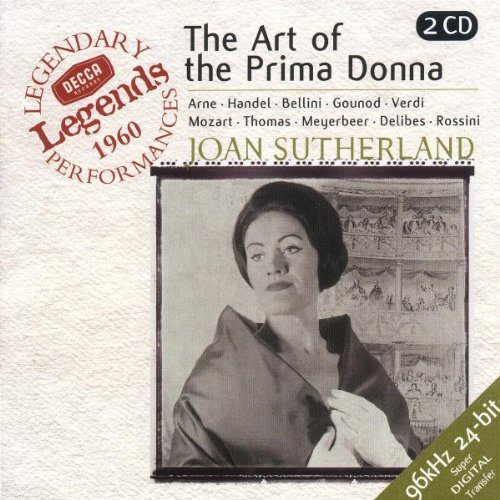 Joan Sutherland - The Art of the Prima Donna by SUTHERLAND,JOAN