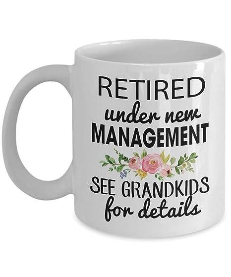 Amazon.com: Jubilado bajo la nueva dirección ver nietos ...
