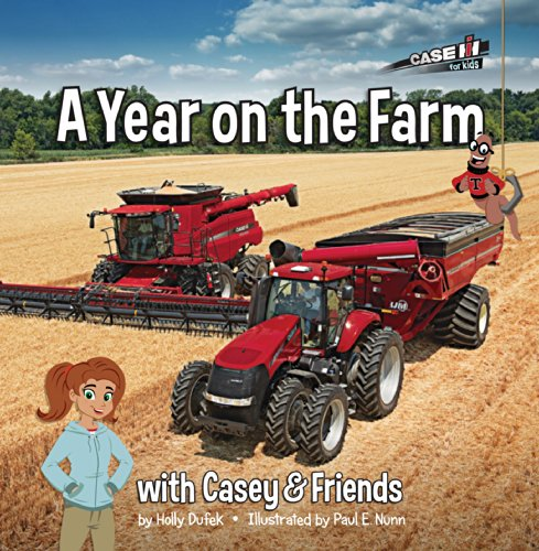 Holly Farm (A Year on the Farm (Casey and Friends Book 1))