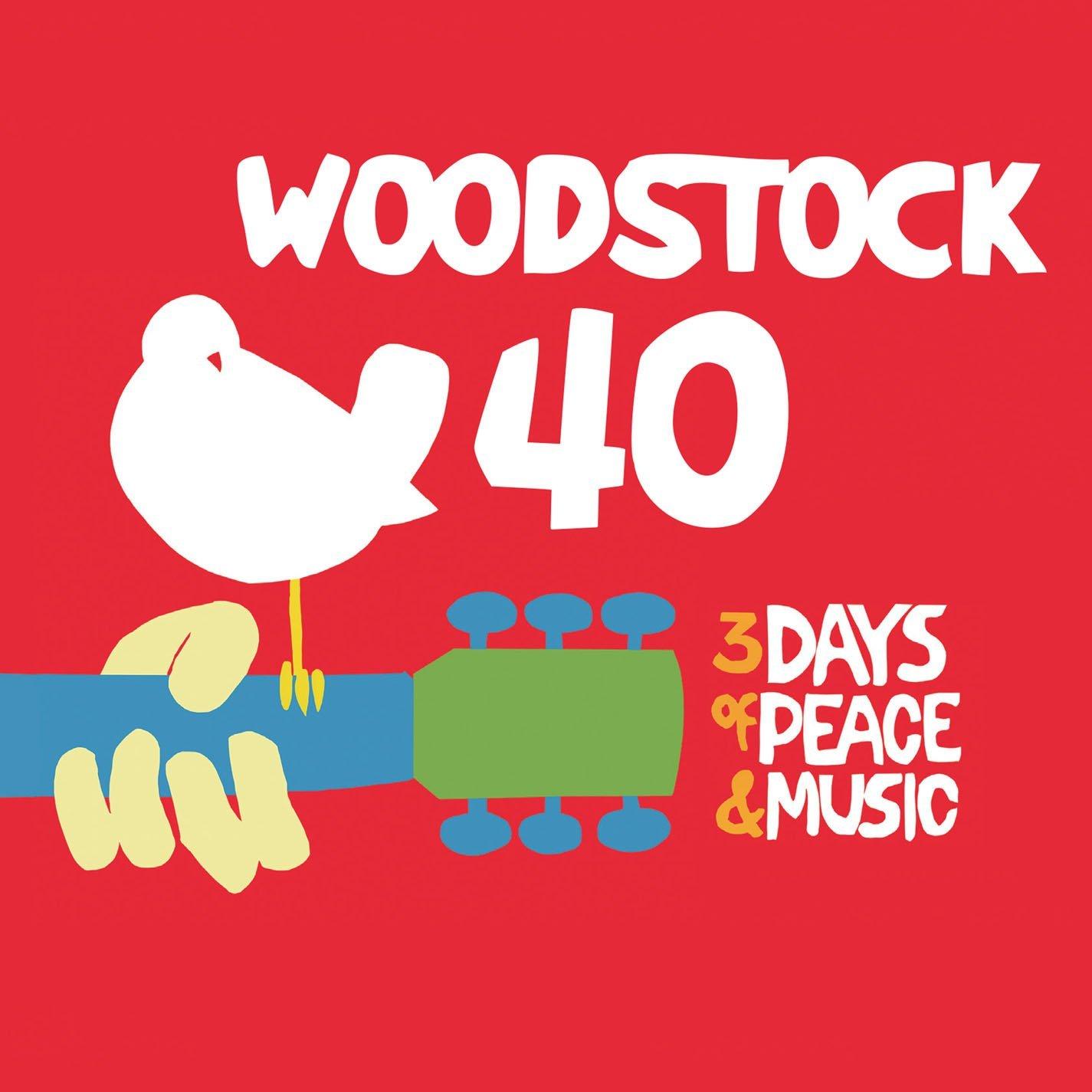 Woodstock: 40 Years On (Box Set)(6CD) by Atlantic