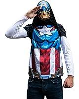 Official Marvel Alter Ego Captain America T-Shirt