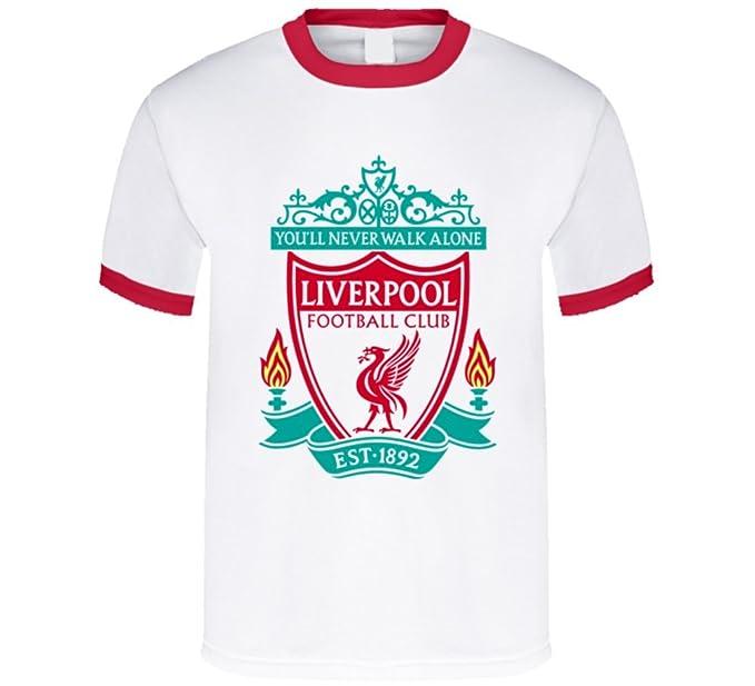 Camiseta Bandit Liverpool fútbol Logo T Shirt