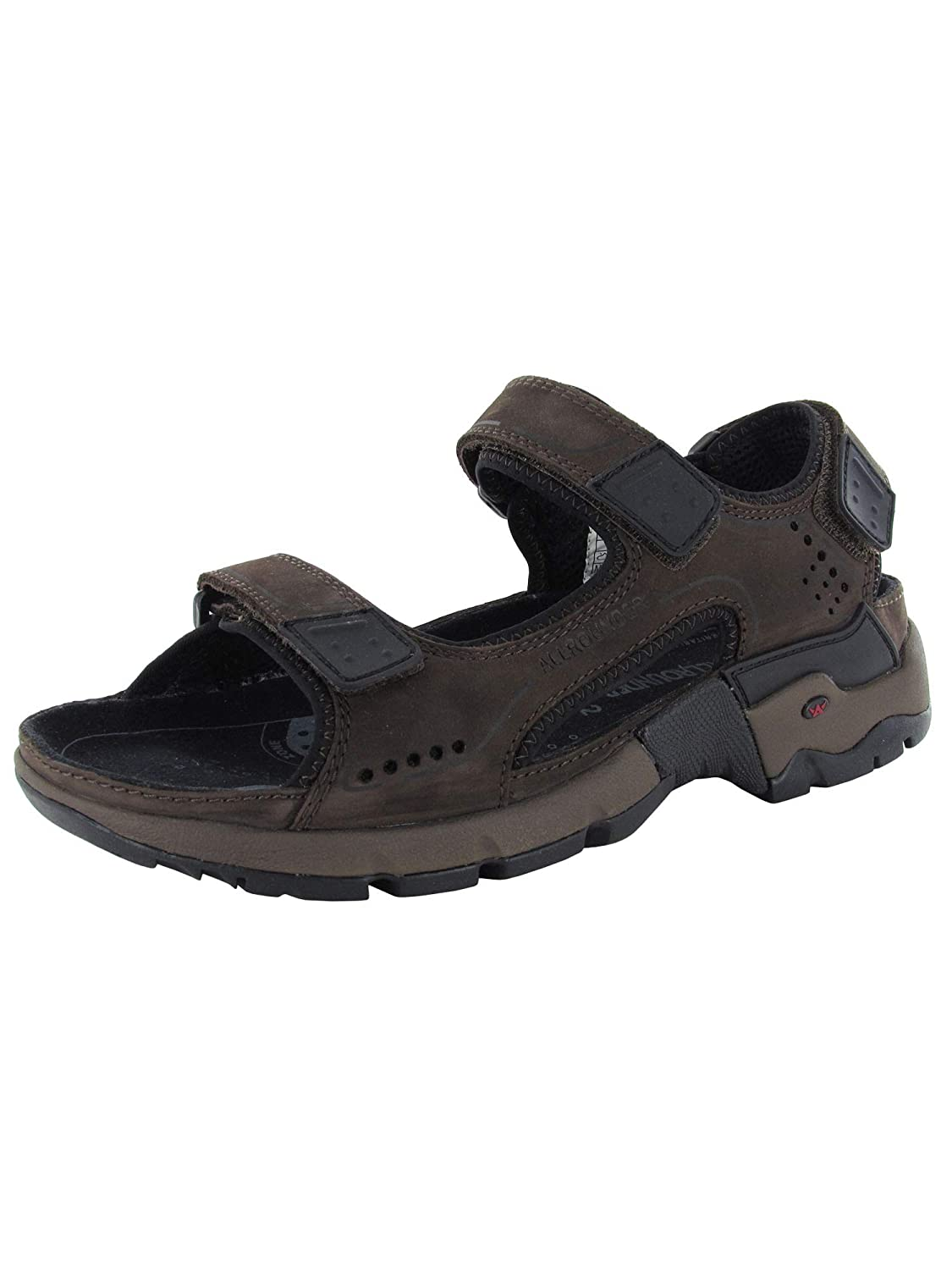 86eabf8137e Amazon.com | Allrounder Mephisto Mens Adiago Open Toe Sport Sandal Shoes |  Shoes