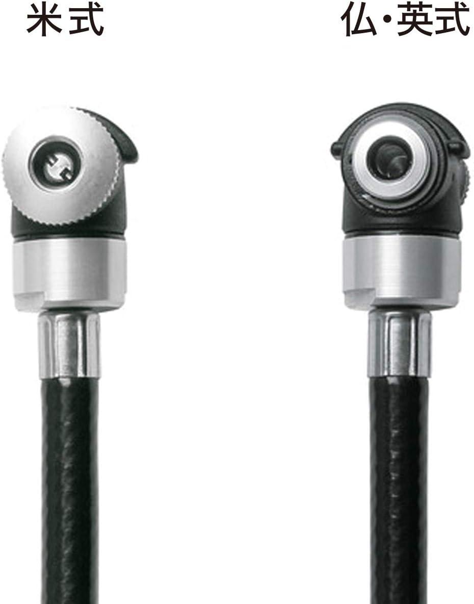 Racor VP//VS inflador multivalvula SKS de tubo 175 mm