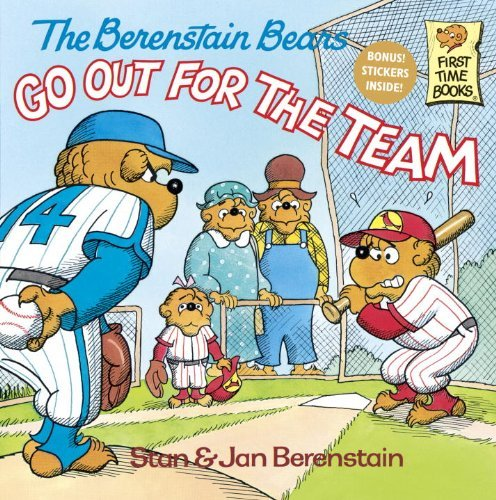 The Berenstain Bears Go Out for the Team by Stan Berenstain (1987-01-12)