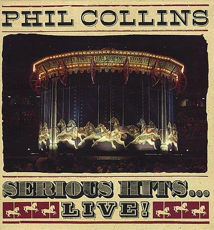 Serious Hits...Live! [Vinyl]