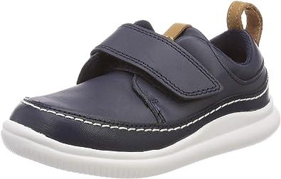 CLARKS Boys Low-Top Sneakers